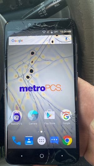 Zte zmax pro for metro PCs for Sale in Los Angeles, CA
