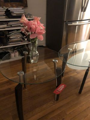 coffee table 2 sets for Sale in Annandale, VA
