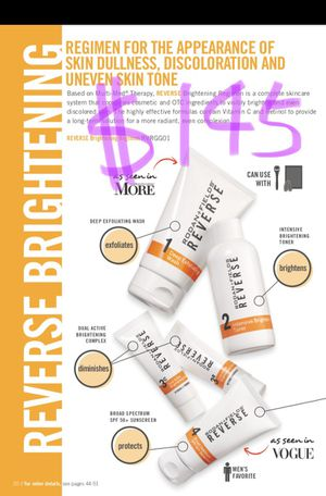 *NEW SEALED* Rodan and fields -REVERSE BRIGHTENING for Sale in Arcadia, CA