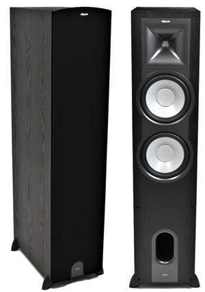 Klipsch KF Tower Speakers 600 Watts for Sale in Aurora, CO