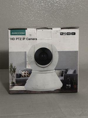 Amiccom Hd Ptz Ip Camera Wifi Hd Y12 for Sale in Chicago, IL