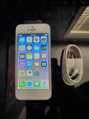 iPhone 5 Unlocked for Sale in Fresno, CA