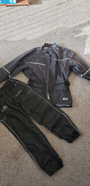 Waterproof motorcycle riding gear for Sale in Colma, CA