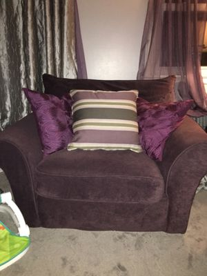 Furinture ... couch and love seat for Sale in Buffalo, NY