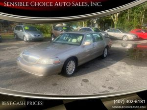 2003 Lincoln Town Car for Sale in Longwood, FL
