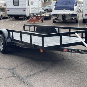 Brand New 16' Centex Trailers for Sale in Mesa, AZ