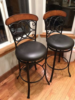 2 nice bar stools $100 obo for Sale in Richland, WA