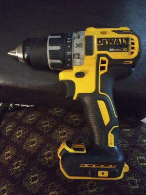 DeWALT DCD791 1/2(13mm)cordless drill driver,Brushless motor for Sale in San Antonio, TX
