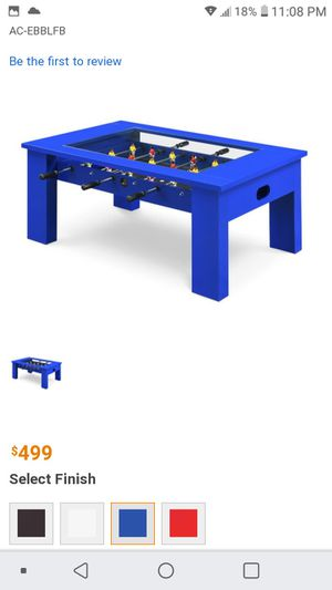 Foosball Coffee Table for Sale in Evansville, IN