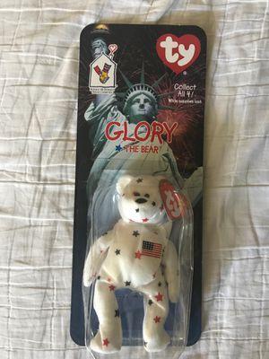 Ty Beanie Babies: Glory the Bear for Sale in San Ramon, CA