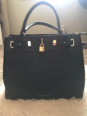 Large black Adrienne Vittadini purse for Sale in Upland, CA