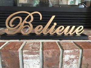 Decor Sign for Sale in Everett, WA