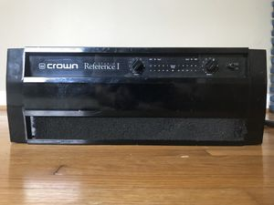Crown Studio Power Amp for Sale in Nashville, TN