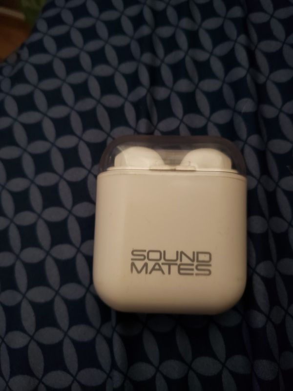Sound mate headphones used couple times