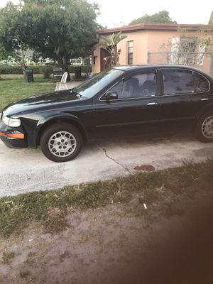 1995 Nissan Maxima for Sale in Delray Beach, FL