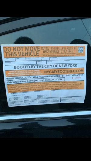 Got a boot or suspended license for Sale in Secaucus, NJ