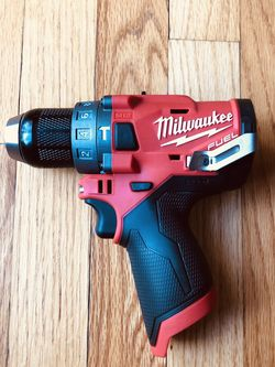 """Milwaukee M12 Fuel 1/2"""" Hammer Drill for Sale in Severna Park,  MD"""