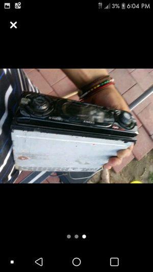 Sony exploid stereo for Sale in Compton, CA