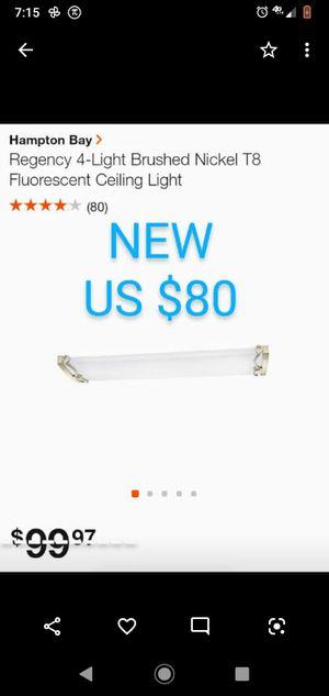 Fluorescent light fixture brand new for Sale in Hemet, CA