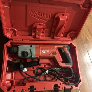 Milwaukee SDS Rotary Hammer Drill for Sale in Westminster, CA
