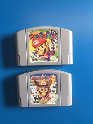 Bundle of n64 games for Danny for Sale in Laguna Beach, CA