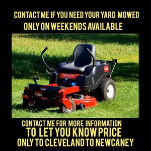 Mowed for Sale in Cleveland, TX