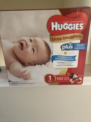 Huggies Diapers for Sale in Saint Charles, MD