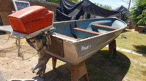 12 ft. Aluminum boat for Sale in Phoenix, AZ