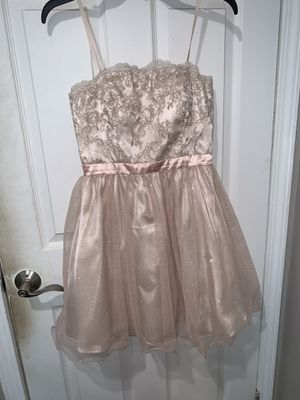 Very light pink Prom/formal/homecoming dress for Sale in Los Alamitos, CA