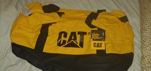 Durable CAT Duffle Bag for Sale in Schaumburg, IL