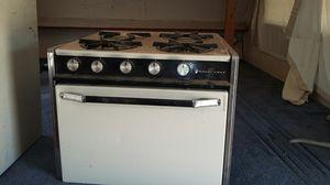 RV stove four burner for Sale in Albuquerque, NM