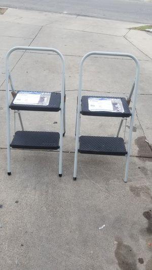 New Cosco 2 step ladder $25 each for Sale in West Valley City, UT