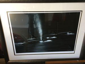 Wyland lithograph for Sale in Dallas, TX