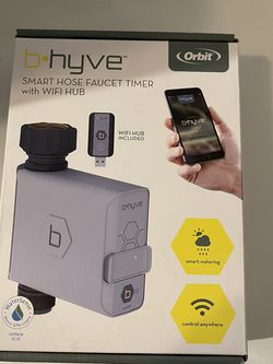 Smart Hose Faucet Timer With WiFi for Sale in Wilkes-Barre Township,  PA
