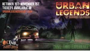 Urban Legends Halloween Drive Through for Sale in Menifee, CA