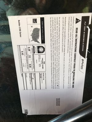 Ply Gem sliding door brand new! for Sale in Grayslake, IL