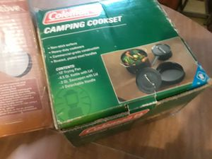 Camping cookset for Sale in Kinder, LA