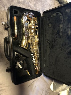 Yamaha Alto Saxophone for Sale in Sumner, WA