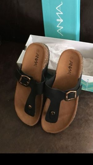Birkenstock like Suede Sandals for Sale in Tracy, CA