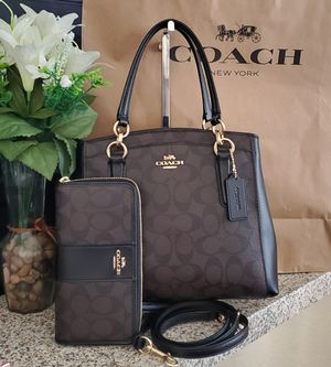 Brand new Coach purse and wallet 100% authentic for Sale in Temecula, CA
