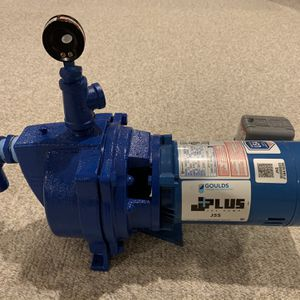 *Like New* Goulds J5S Shallow Jet Pump 1/2HP for Sale in Sterling Heights, MI