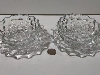 Glass Cup And Saucer Set for Sale in Gresham,  OR