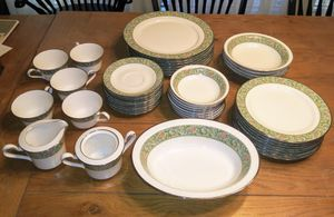 Gorgeous Noritake Isolde China Set 43 Pieces Barely Used for Sale in Killeen, TX