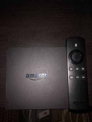Amazon fire tv for Sale in San Diego, CA