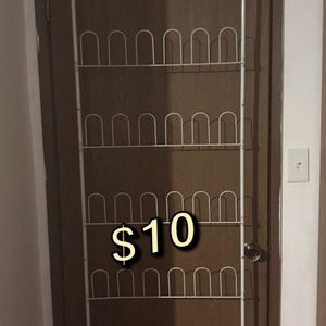 Over Door Shoe Rack for Sale in Tacoma, WA