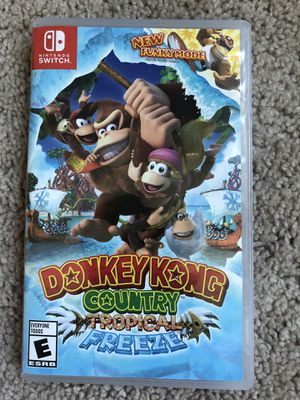 Donkey Kong Country game for Sale in Frederick, MD