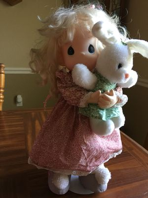 Precious Moments with bunny for Sale in Winter Haven, FL