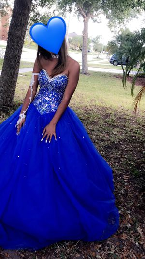 Sweet 16 dress /prom for Sale in Kissimmee, FL
