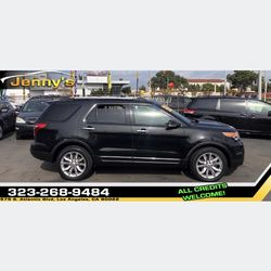 2013 Ford Explorer Limited for Sale in East Los Angeles,  CA