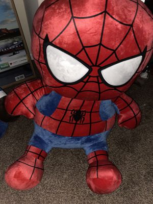 Spider-Man Life size Plushy for Sale in San Francisco, CA